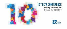 10th elta conference